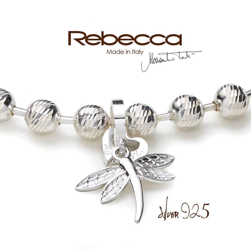 rebecca my world silver