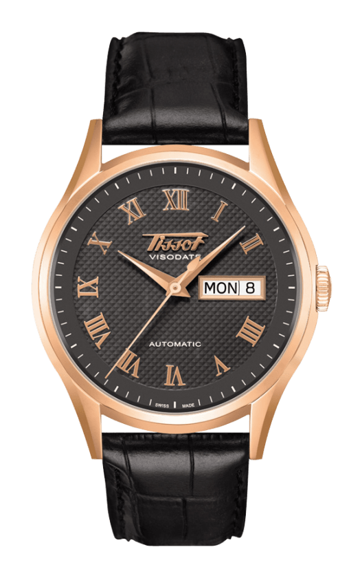 tissot heritage collection