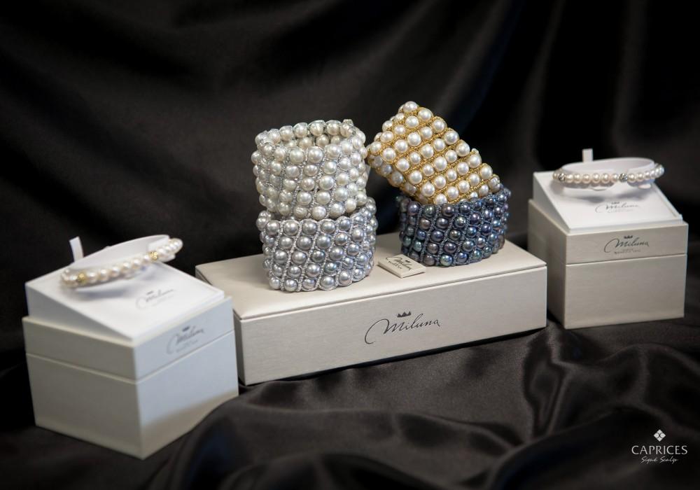 Miluna bracelets