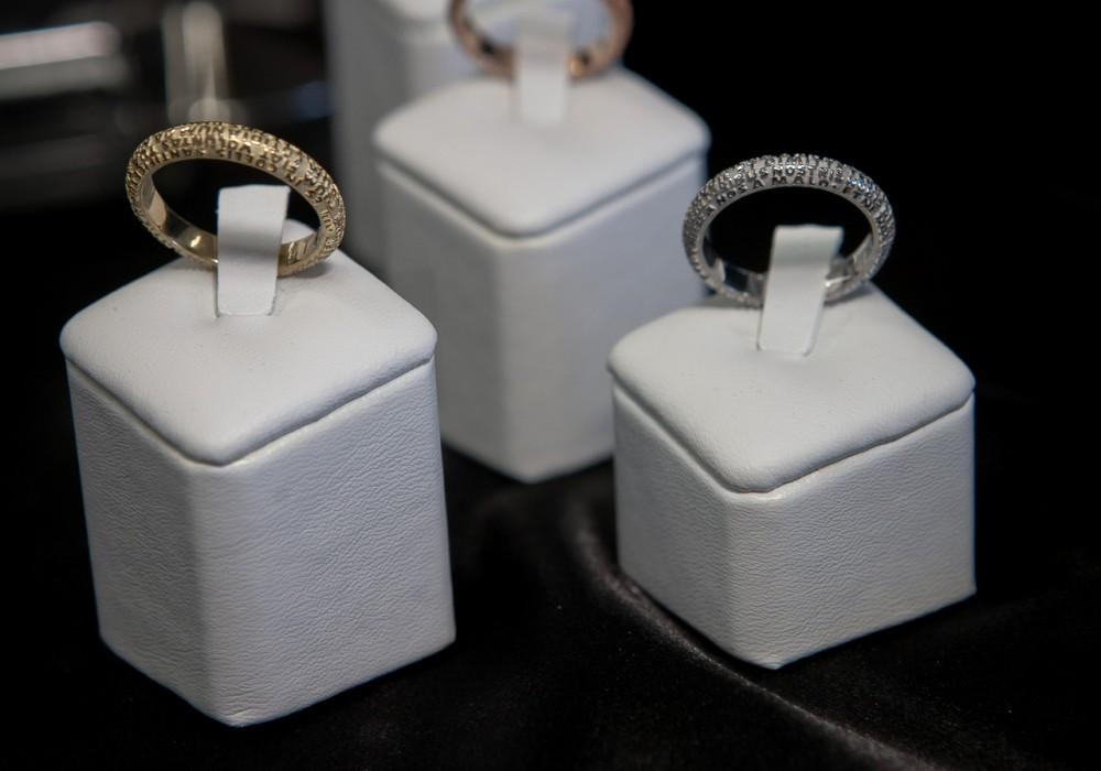 Tuum rings - wedding gift idea